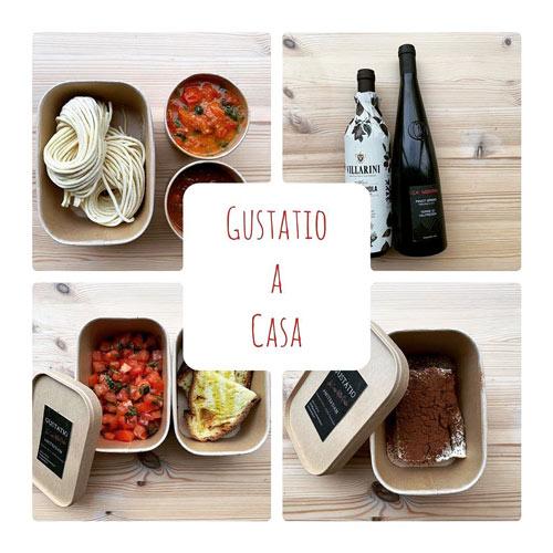 Gustatio A Casa pasta Amsterdam West Overtoom best pasta place take away